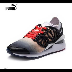 Sophia Webster Shoes - Sophia Webster X Puma Pearl Cage Fade Black